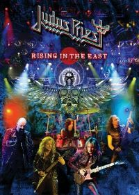 Cover Judas Priest - Rising In The East [DVD]